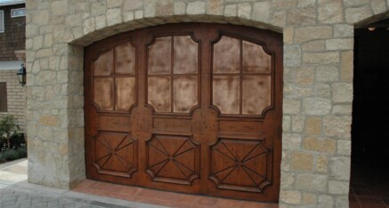 Garage doors in Newport Beach