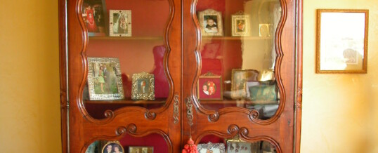 Louis 14th armoire in Hollywood