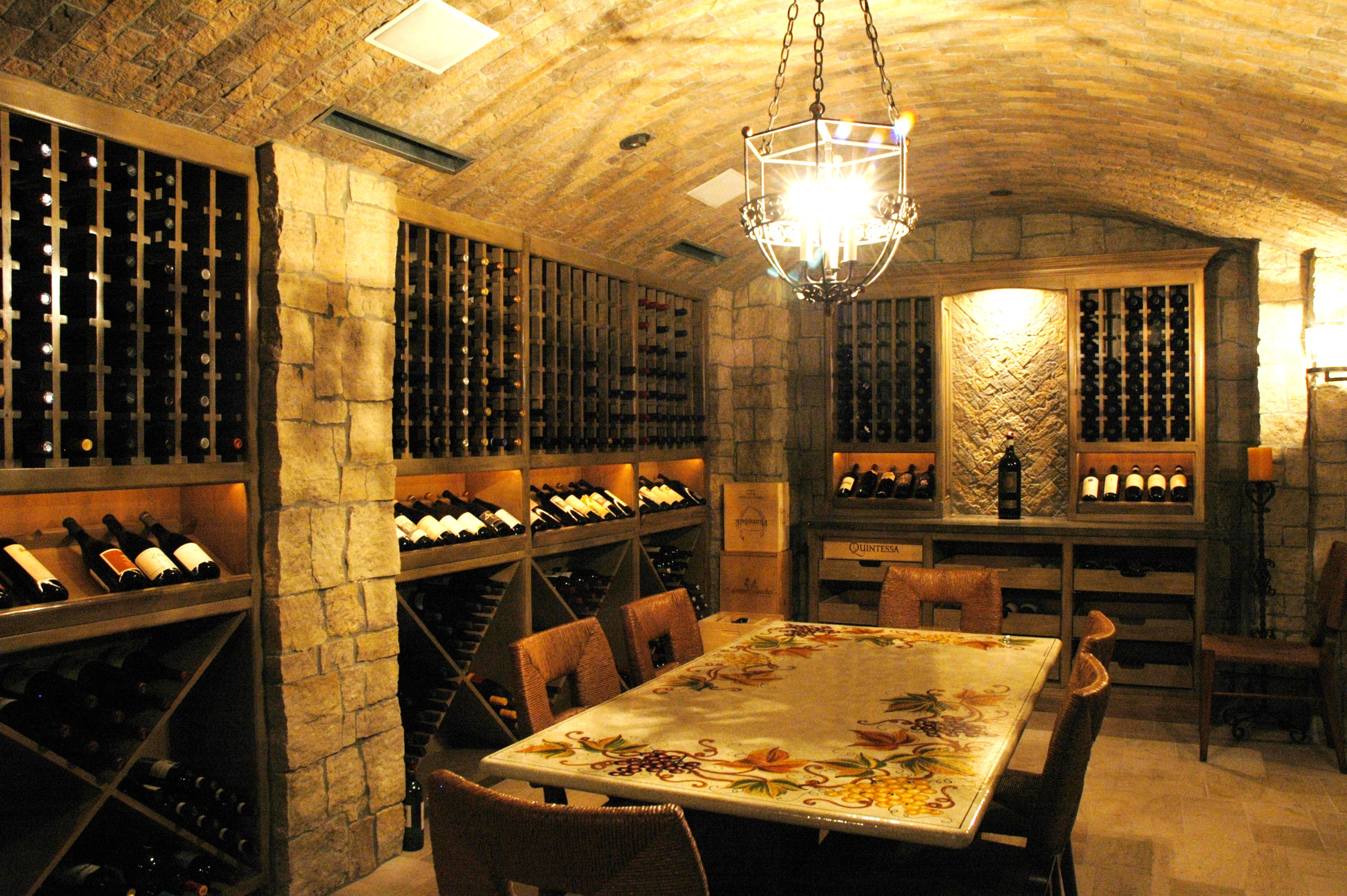 Wine Cellars The French Tradition