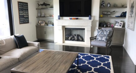 Manhattan Beach Family Room